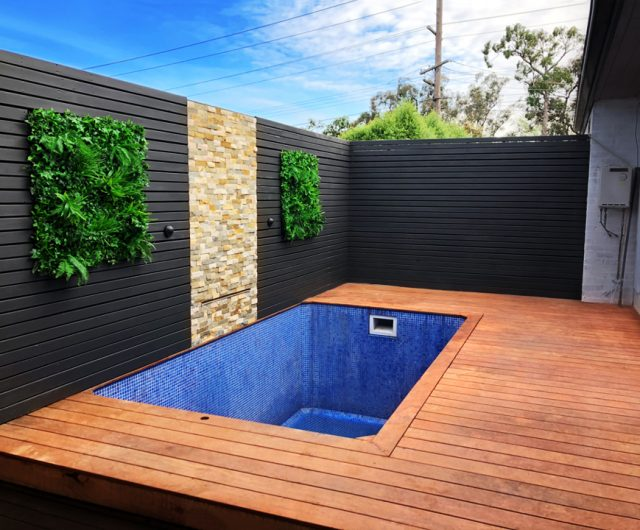 Plunge Pools in Melbourne | Swim Spa Plunge Pool Melbourne